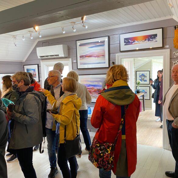 Utstilling på Tranøy Galleri