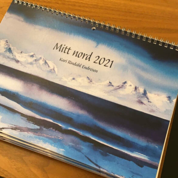 Kalender «Mitt nord 2021»